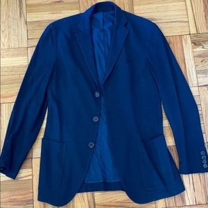 Men summer deconstructed Faconnable blazer